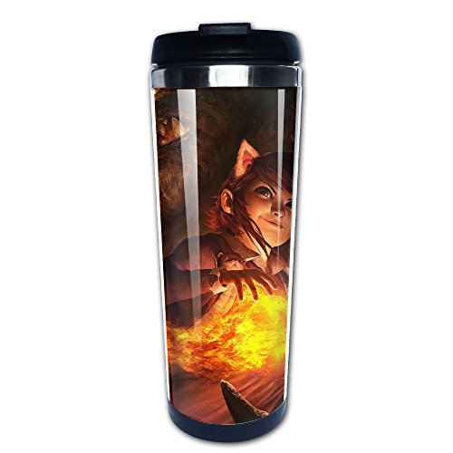 [YI Own Funny Annie Coffee Mug Travel Cup One Size 400 Ml] (League Of Legends Annie Cosplay Costume)