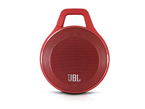 JBL JBLCLIPRED Portable Bluetooth Speaker