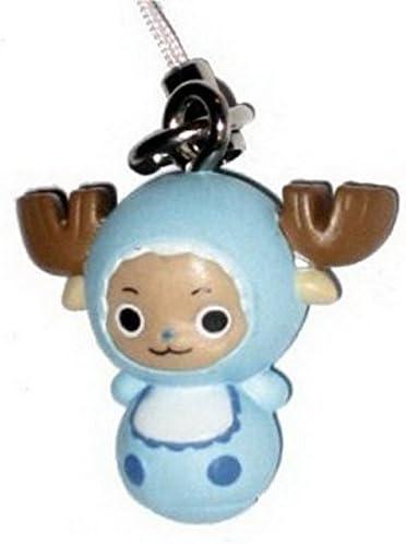 One Piece Sususuku Chopperman Baby Mascot Charm Keychain E