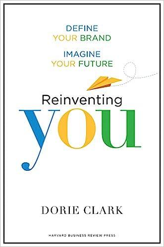 0eb53b777d07e Reinventing You: Define Your Brand, Imagine Your Future: Dorie Clark ...