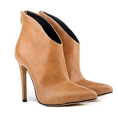 Optimal Women High-grade Pointed High Heels Boots