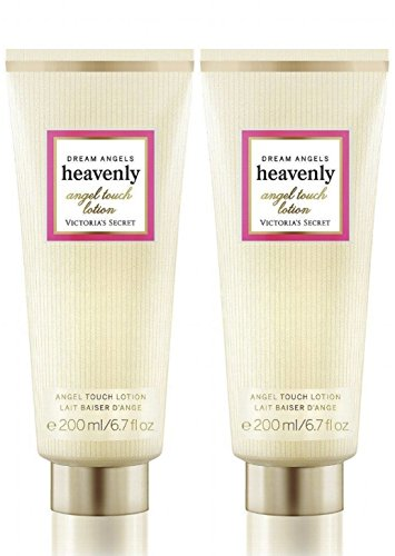 Victoria's Secret Dream Angels Heavenly Angel Touch Lotion 6.7 Oz Set of 2