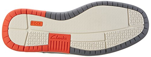 Clarks Mannen Ormand Zeilboot Schoenen Zwart (zwart Leer)