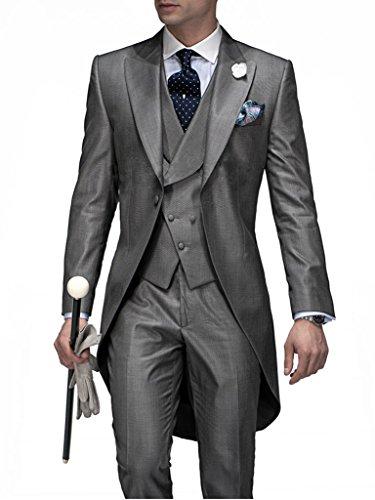 Judi Dench@ Costume Homme Hommes Parti Costume 3 pi¨¨ces veste + pantalon + gilet 1014