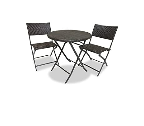 rst brands bistro patio furniture 3 piece - Garden Furniture 3 Piece
