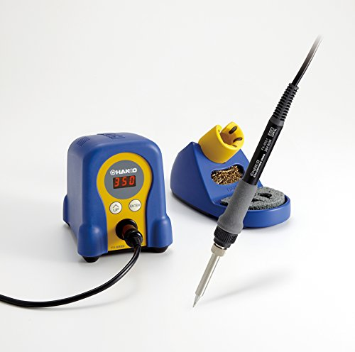 Picture of Hakko FX888D-23BY Digital Soldering Station FX-888D FX-888 (blue & yellow)