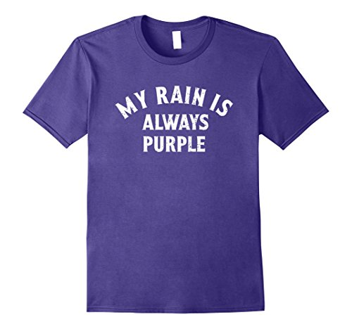 Mens 80's My Rain is