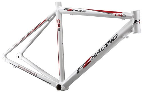 PZ Racing CR2.3FM Bike Frame, 700x55cm, White