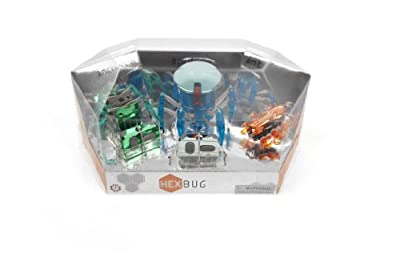 Hexbug Chrome Tri Pack from HEXBUG