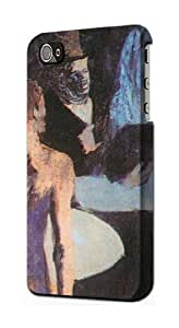 S0187 Picasso Les Noces de Pierrette Case Cover for Iphone 4 4s