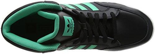 Adidas Originals Varial Mid - Zapatillas Negro (Core Black/Hi/Res Green S18/Ftwr White 0)