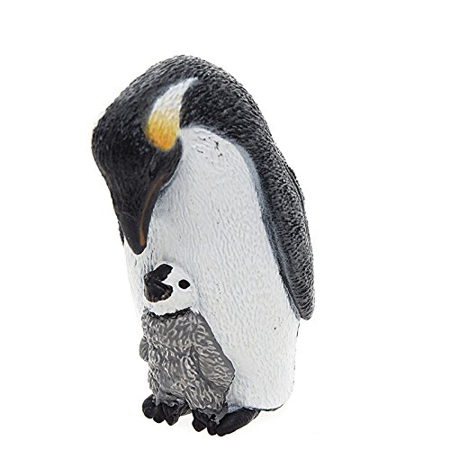Emperor Penguin Chick (Schleich Emperor Penguin with Chick Toy Figure)