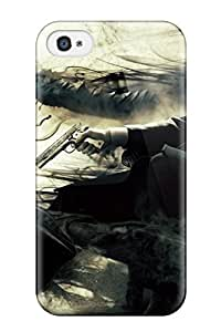 Hot Snap-on The Darkness Video Game Other Hard Cover Case/ Protective Case For Iphone 4/4s