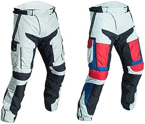 WinNet Completo tuta moto in cordura giacca e pantaloni per turismo 2XL