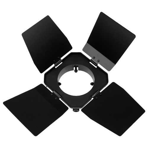 Fotodiox Barndoor for 3'' Strobe Flash Head