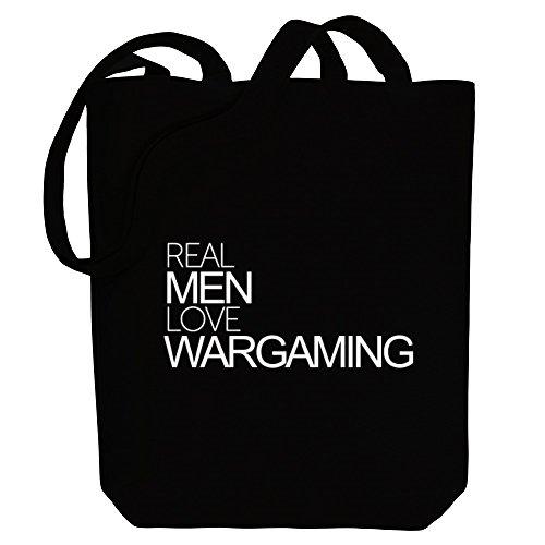 Real Idakoos men men Idakoos love Wargaming Hobbies Canvas Wargaming Tote Hobbies Real Canvas love Bag Tote IwrSAIzq
