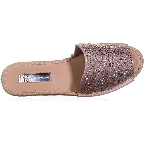 Peep Womens Lt Rose INC Espadrille Ilta2 Fabric Concepts Flats International Toe XaqRSg