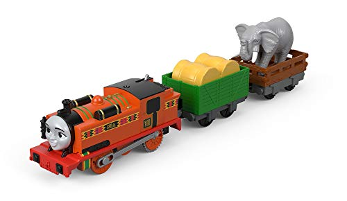 - Fisher-Price Thomas & Friends TrackMaster, Nia & Elephant