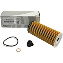 MINI Cooper / Cooper S Oil Filter OEM for Hardtop (F56), Hardtop 4-Door (F55), Clubman (F54), Convertible (F57), and Countryman (F60)