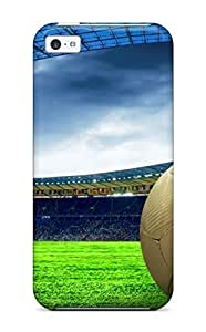 AGiQTBx8209mgcHB CaseyKBrown Football & Stadium Feeling iPhone 6 plus 5.5 On Your Style Birthday Gift Cover Case
