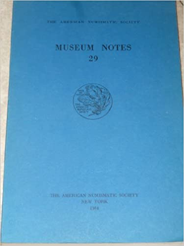 Museum Notes 29 (1984) (American Numismatic Society Museum Notes)