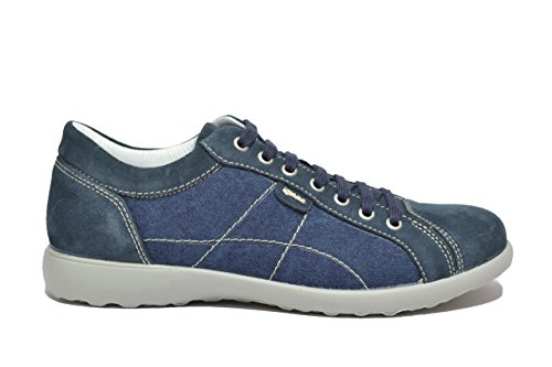 Igi&co Sneakers scarpe uomo blu 56942