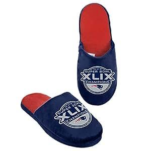 abe8a65d640 Amazon.com   New England Patriots Super Bowl XLIX 49 Champions Big ...