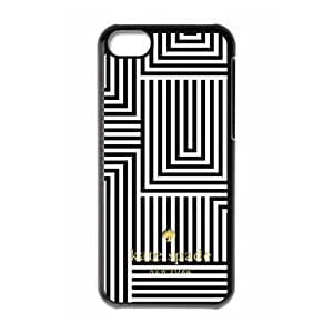 Hard Plastic Cover case Kate spade New York logo handbag Just do it design iPhone 5C case¡ê?Kate spade New York Classic style 3