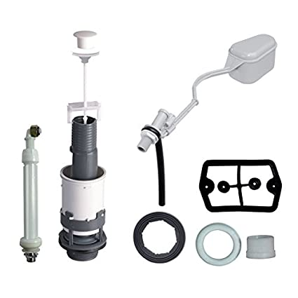 Wirquin-Grifo flotador y mecanismo de cisterna de conjunto, especial renovación Mecanismo para cisterna