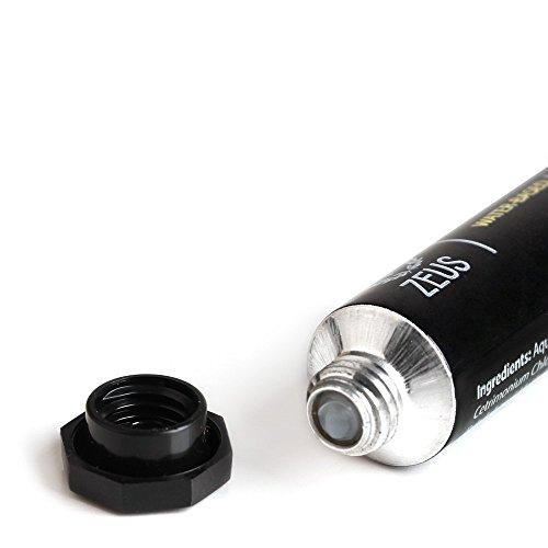 ZEUS Mustache Styling Wax + Saw-Cut Mustache Comb Kit! by ZEUS (Image #4)