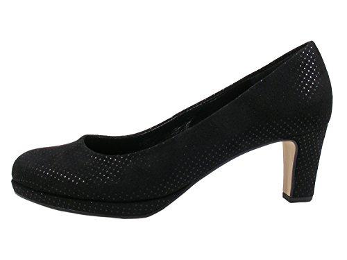 Gabor Women's Court Shoes Black atBNB3XL