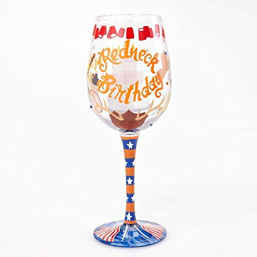 Lolita Birthday Glasses Bottle Redneck