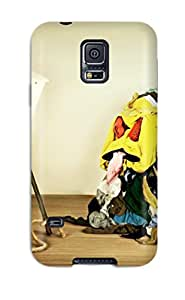 ZippyDoritEduard Fashion Protective Clothes Monster Case Cover For Galaxy S5