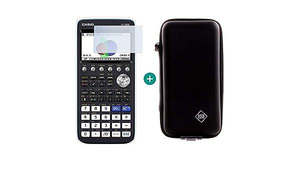 Casio FX-CG50 - Calculadora (Incluye Protector de Pantalla y Funda ...