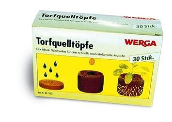 20 St/ück Torfquell-T/öpfe
