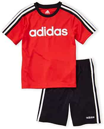 adidas Originals Kids adidas Originals Kids Superstar Tracksuit (ToddlerLittle KidsBig Kids) (Mystery InkWhite) Boy's Suits Sets from Zappos |