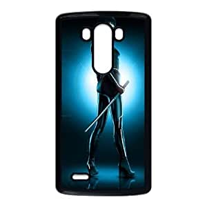 LG G3 Cell Phone Case Black Olivia Wilde Tron Legacy JSK752239
