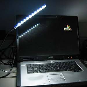 Leegoal Energy Saving USB LED Laptop Notebook Light
