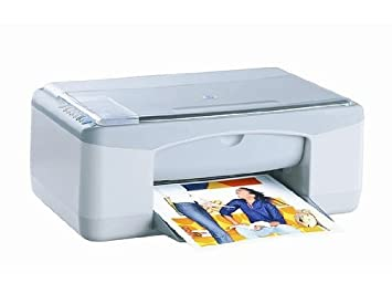 HP PSC 1215 all-in-one printer/scanner/copier - Impresora ...