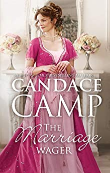The Marriage Wager by [Camp, Candace]