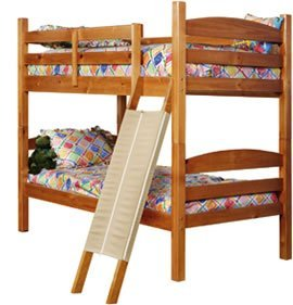 Amazon Com Mckenzie Kids Bunk Bed Cover Baby