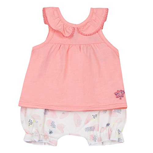 rosa tropical Manzanas Girl 3 Baby Set Pink XzZOqZ
