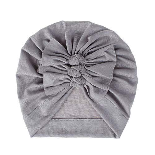 Malltop Beanie Caps NewbornBaby Swim Hat Indian Bowknot Hat Casual Solid Cute Hats Boys
