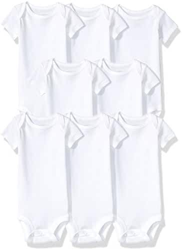 Simple Joys by Carter's Baby 8-Pack Short-Sleeve Bodysuit