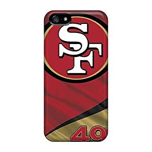 JpG3276TZnW Case Cover San Francisco 49ers Iphone 5/5s Protective Case by lolosakes