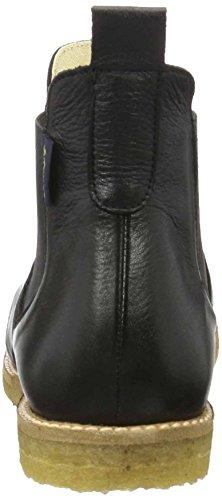 Ninette Boots Schwarz Jonny's Chelsea Negro Damen q5nxWC7B