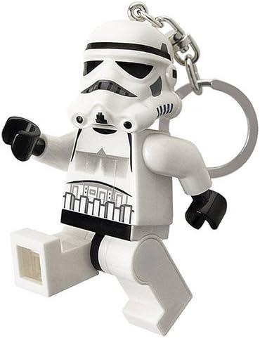 LEGO Star Wars Stormtrooper LED Key Light - 3 Inch Tall Figure