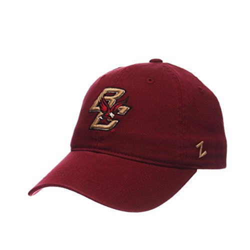 ZHATS Boston College Eagles Scholarship Relaxed Fit Dad Cap - NCAA, Adjustable One Size Baseball Hat
