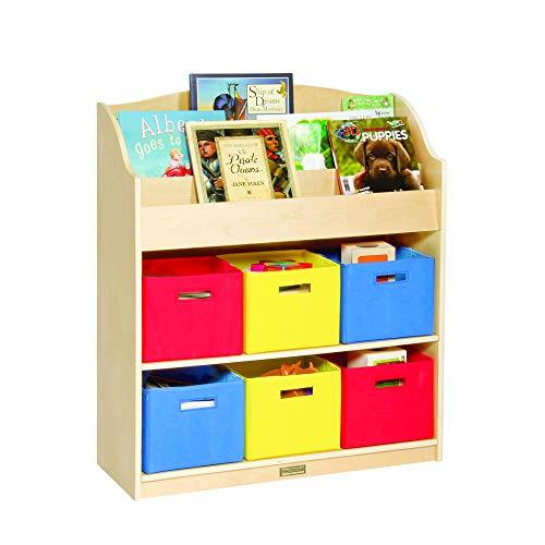 (Guidecraft Book & Bin Storage)