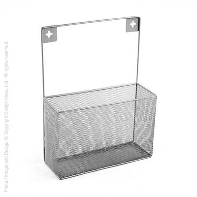 Pantry Caddy-Mesh-Silver